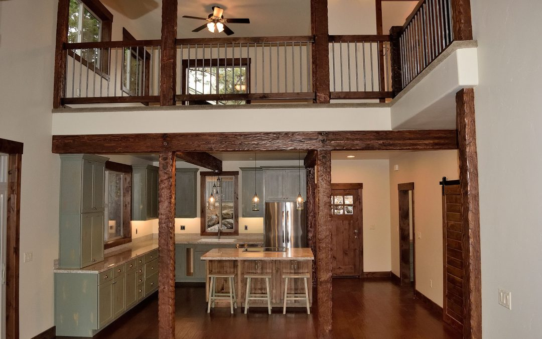 Creatively Rustic Home