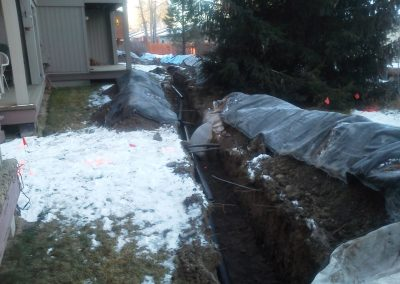 Crawl Space CONSTRUCTION