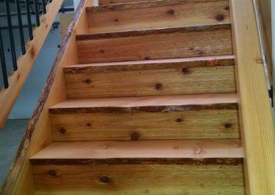 Stairway Entrance Enhancement